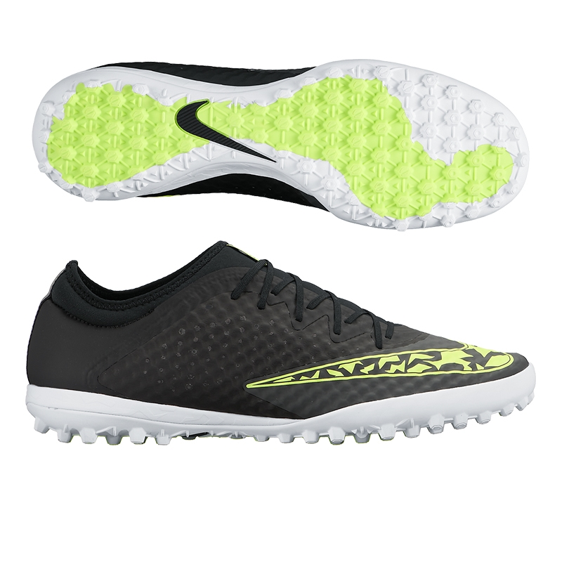 nike elastico finale iii tf turf soccer shoes midnight