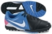 Nike CTR360 Libretto III Youth Turf Soccer Shoes(Black/Photo Blue/Pink Flash/White)
