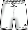 Adidas Adult Samba Tight Short