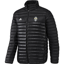Adidas Juventus Light Down Padded Jacket (Black/White)