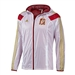 Adidas Spain Woven Anthem Jacket (White/Craft Red/Victory Red)