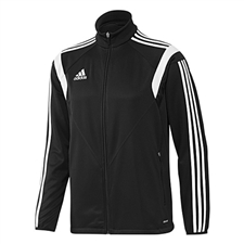 Adidas Condivo 14 Training Soccer Jacket (Black/White/Black)
