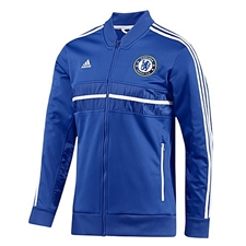 Adidas Chelsea Anthem Jacket 2013 (Blue)