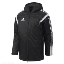 Adidas Condivo 14 Stadium Jacket (Black/White)