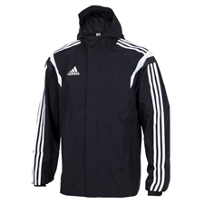 Adidas Condivo 14 All-Weather Jacket (Black/White)