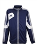 Adidas Men's Condivo 12 Soccer Training Jacket (New Navy/White/White)