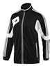 Adidas Men's Condivo 12 Soccer Training Jacket (Black/White/White)