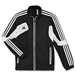 Adidas Youth Condivo 12 Soccer Training Jacket (Black/White)