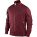 Nike FC Barcelona Core Authentic N98 Training Soccer Jacket (Team Red/Midnight Navy)