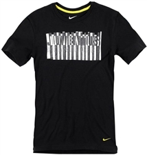 Nike Juventus CR Plus 2012 Soccer T-Shirt (Black)