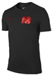 Manchester United 'Rooney 10' CR Plus Men's Soccer T-Shirt (Black)