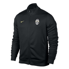 Nike Juventus 2013 Authentic N98 Training Soccer Jacket (Black/White)