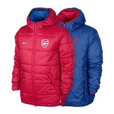 Nike Arsenal Alliance Flip It Jacket (Artillery Red/Varsity Royal/White)