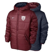 Nike USA Alliance Flip It Jacket (Team Red)