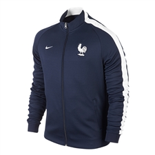Nike France N98 Authentic Track Jacket (Midnight Navy)