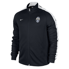 Nike Juventus 2014 Authentic N98 Training Soccer Jacket (Black/White)