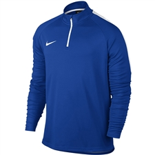 Nike Dry Academy 1/4 Zip Drill Top (Paramount Blue/White)
