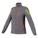 Adidas Women's Speed Kick Training Jacket (Tech Grey/Red Zest)