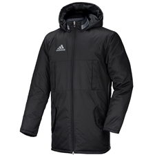 Adidas Condivo 16 Youth Stadium Jacket (Black/White)