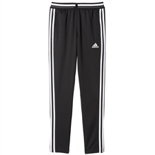 Adidas Condivo 16 Youth Training Pants (Black/White)
