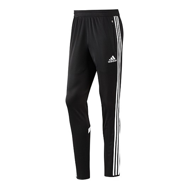 Adidas cono 14 training pants black white