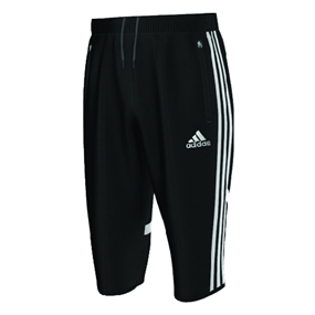 35 99 adidas cono 14 3 4 training pants black white