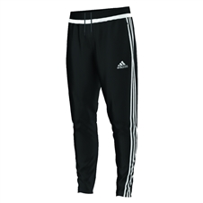 Adidas Tiro 15 Training Pants (Black/White)