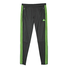 Adidas Women's Tiro 13 Color-Pack Training Pants (Black/Solar Green)