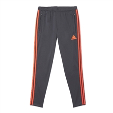 Adidas Youth Tiro 13 Color-Pack Training Pants (Night Gray/Solar Red)