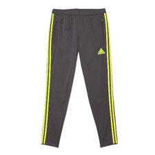 Adidas Youth Tiro 13 Color-Pack Training Pants (Night Gray/Solar Yellow)