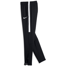 Nike Youth Dry Academy Soccer Pants (Black/White)