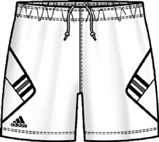 Adidas On Field Soccer Shorts (White)