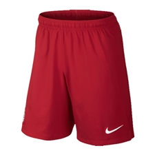 Nike USA Away Replica Soccer Short (University Red/Football White)