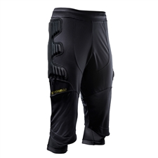 Storelli ExoShield Ultimate Protection 3/4 GK Pants (Black)