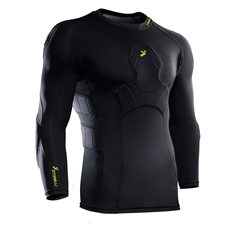 Storelli BodyShield GK 3/4 Shirt (Black)