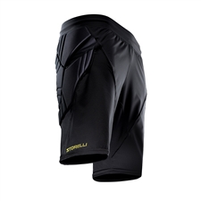 Storelli ExoShield Goalkeeper Shorts (Black)