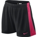 Nike E4 Women's Soccer Shorts (Black/Spark)
