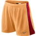 Nike E4 Women's Soccer Shorts (Melon Tint/Hyper Red/Anthracite)