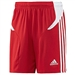 Adidas Women's Campeon 11 Soccer Shorts (University Red/White)