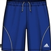 Adidas Youth Striker Soccer Shorts (Cobalt/White)