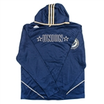 Adidas MLS Philadelphia Union Pitchback Hoodie (Navy)