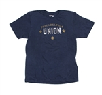 Adidas MLS Philadelphia Union Make Your Mark Tee (Navy)