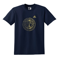 Adidas MLS Philadelphia Union Split Up T-Shirt