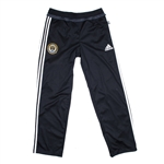 Adidas MLS Philadelphia Union 2015 Anthem Pant (Black)