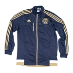 Adidas MLS Philadelphia Union Anthem Jacket (Navy)