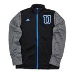 Adidas MLS Philadelphia Union Women's Track Jacket (Black/Gray)