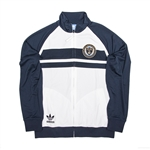 Adidas MLS Philadelphia Union Originals Track Jacket (Navy/White)