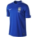 Nike Brasil Away 2013 Replica Soccer Jersey (Royal)