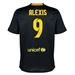 Nike FC Barcelona 'ALEXIS 9' '13-'14 Third Soccer Jersey (Black/Vibrant Yellow/University Red/Vibrant Yellow)
