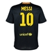 Nike FC Barcelona 'MESSI 10' '13-'14 Third Soccer Jersey (Black/Vibrant Yellow/University Red/Vibrant Yellow)
